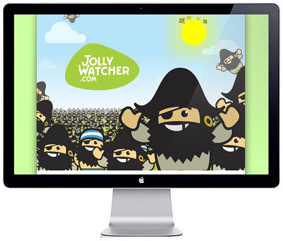Web Design > Jollywatcher