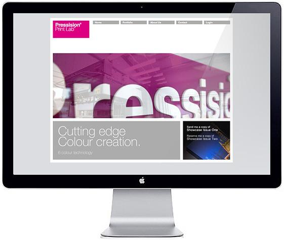 Web Design > Pressission