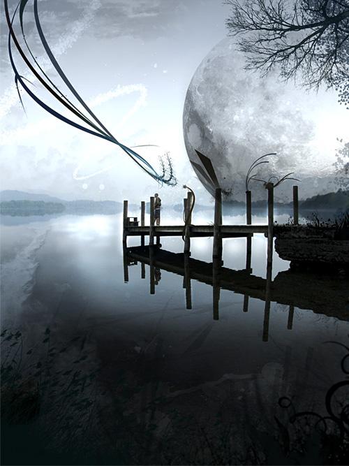 The Lake (Morning)
